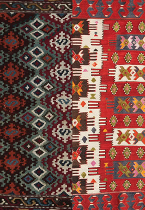 トルコ 草木染めのキリム展 2010 / Turkey, the exhibition of KILIM dyeing with vegetables 2010